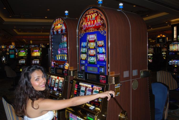 Slot Machine - 809763