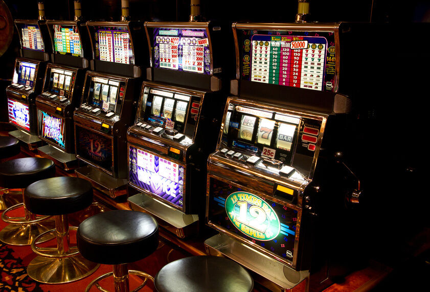 Slot Machine Tricks - 508636