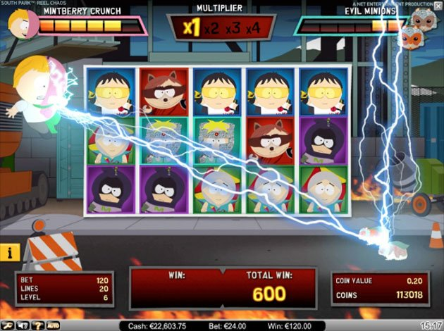 South Park Reel - 226064