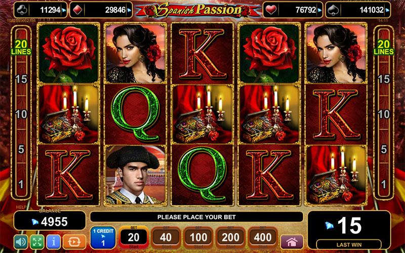 Spanish Slot - 207362