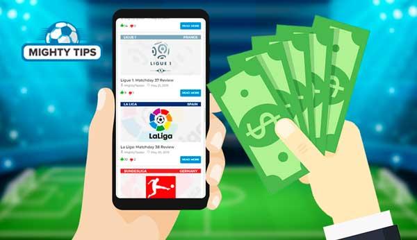Sports Betting App - 539102