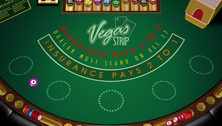 Strip Online Casino - 779467