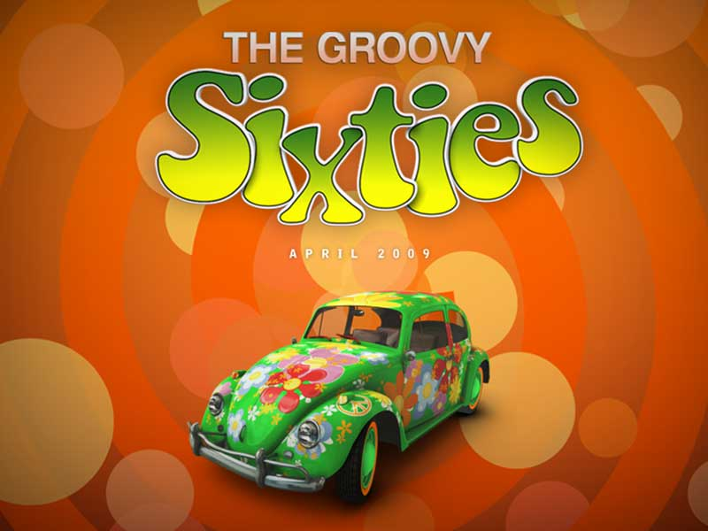 The Groovy Sixties - 203490