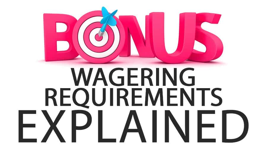 Wagering Requirements - 472326