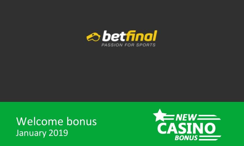 Welcome Bonus Casino - 464211