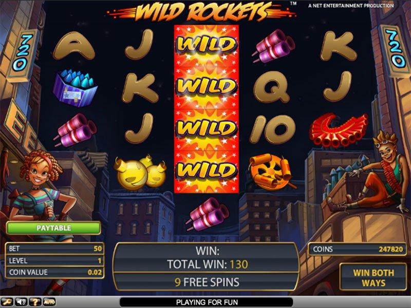 Wild Rockets - 513877