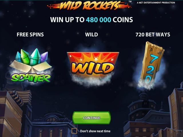 Wild Rockets - 681124