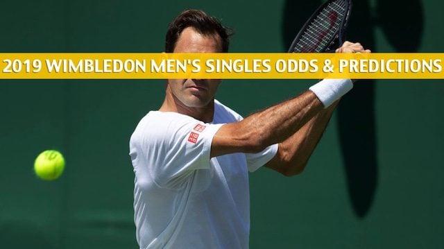 Wimbledon Odds - 200562