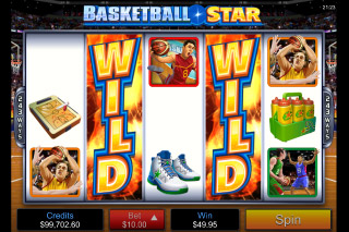 Wolfheart Slot Basketball - 174723