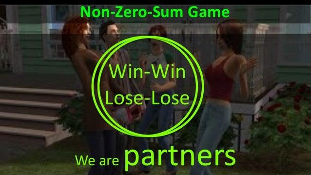 Zero Sum - 486463